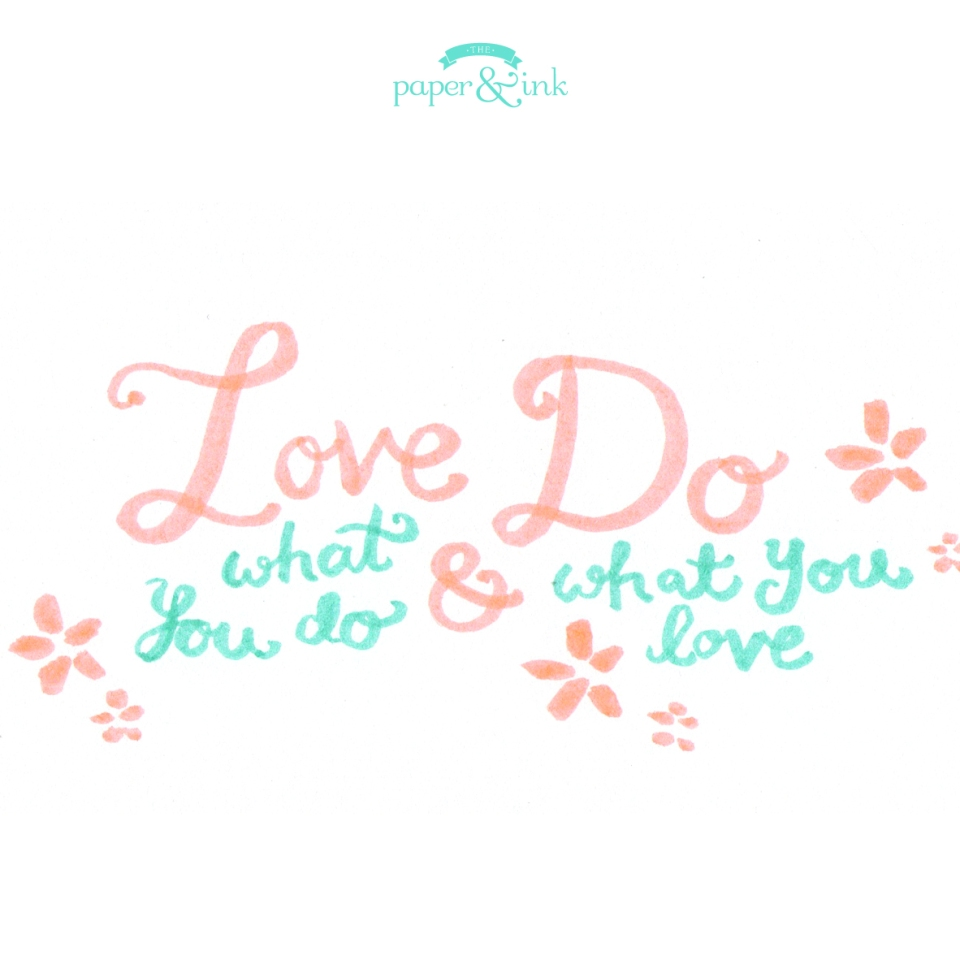 04.LoveWhatYouDo